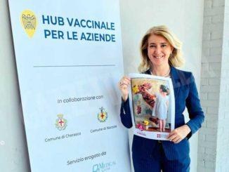 Iniziano oggi le vaccinazioni per le aziende. Partito il polo di Cherasco 2