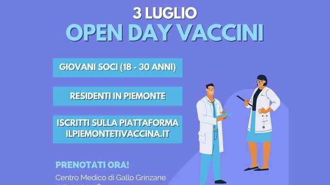 Banca d'Alba vaccina i suoi giovani soci