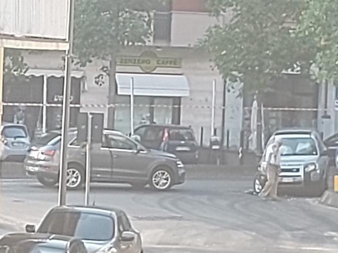 Incidente Corso Langhe