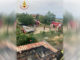 Incendio al porticato di un'abitazione nel comune di Casorzo