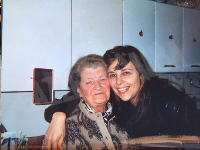 Liliana Mollo con la zia