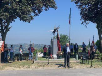 Santo Stefano Belbo ha ricordato i martiri del Falchetto