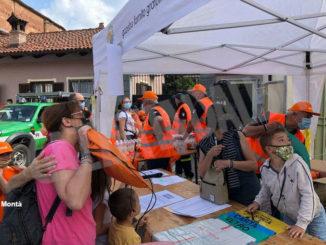 Spazzamondo ad Alba: le immagini della giornata dedicata all