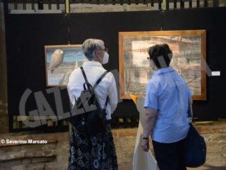 Visitabile fino al 18 luglio la mostra di Gianni Del Bue in San Domenico 2