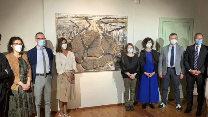 Da venerdì 11, al Museo della ceramica di Mondovì, la mostra dell'artista Anselm Kiefer