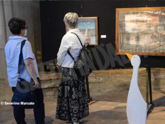 Visitabile fino al 18 luglio la mostra di Gianni Del Bue in San Domenico 3