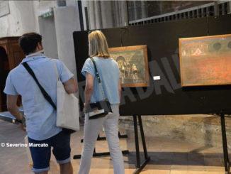 Visitabile fino al 18 luglio la mostra di Gianni Del Bue in San Domenico 4