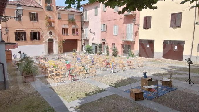 Oggi a Dogliani sarà presentato il romanzo di Martina Merletti