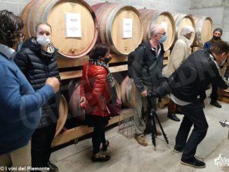 Giornalisti di sette paesi europei alla scoperta dei vini piemontesi