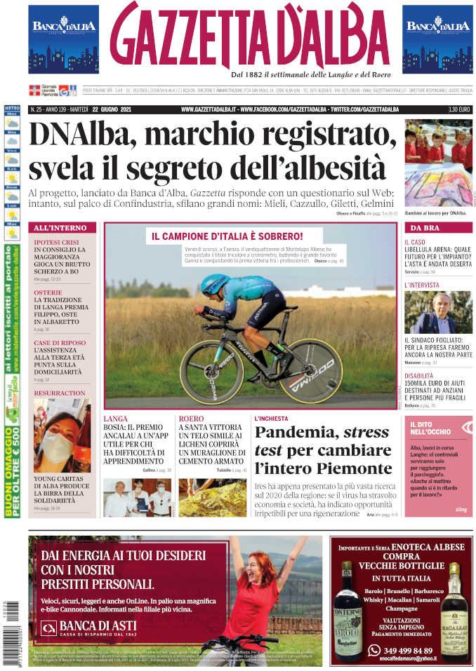 Prima_pagina_Gazzetta_Alba_25_21