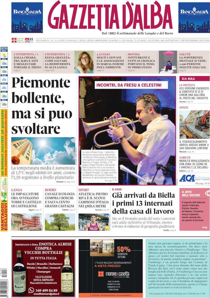 Prima_pagina_Gazzetta_Alba_26_21