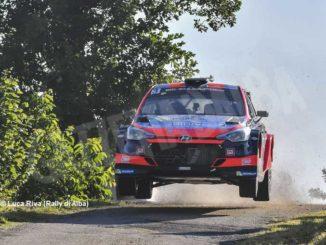 Rally di Alba: vittoria per Rossetti-Fenoli su Hyundai