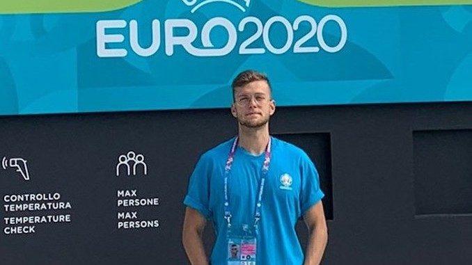 Riccardo Zarri da Cortemilia nello staff di Euro