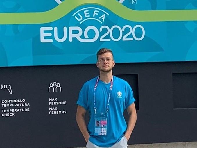 Ricky a Euro 2020
