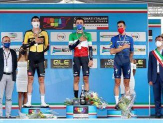 Sobrero: è bellissimo aver ottenuto la prima vittoria al Campionato italiano