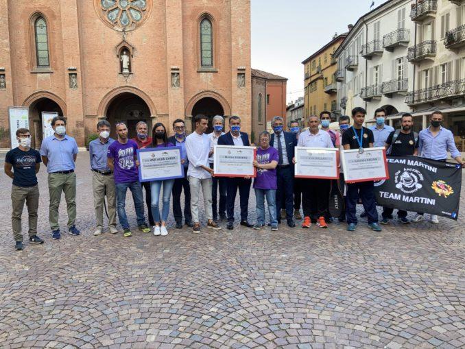 Alba: riconoscimento ai campioni sportivi vincitori di competizioni nazionali  1