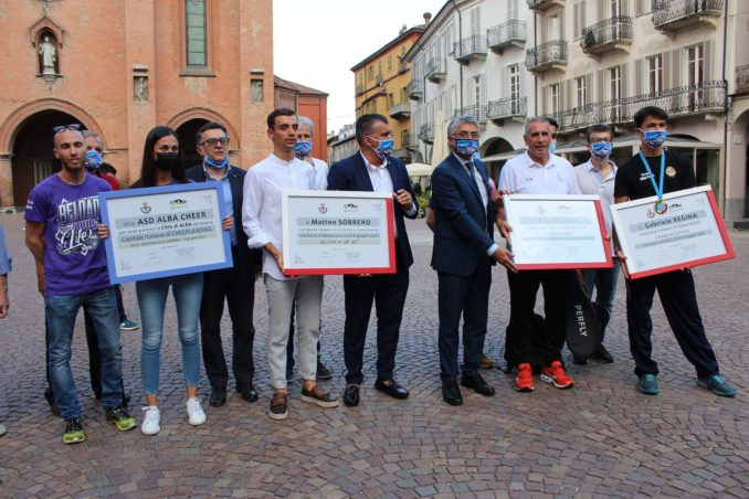 Alba: riconoscimento ai campioni sportivi vincitori di competizioni nazionali  4