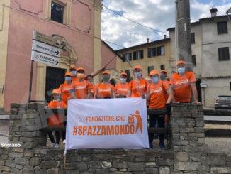 In 165 Comuni della Granda si pulisce l'ambiente con Spazzamondo 17