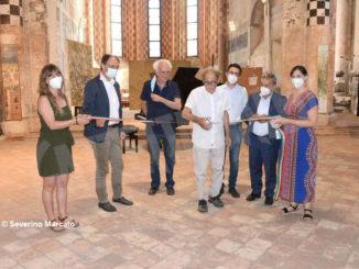 Visitabile fino al 18 luglio la mostra di Gianni Del Bue in San Domenico 6
