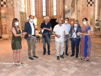 Visitabile fino al 18 luglio la mostra di Gianni Del Bue in San Domenico 7