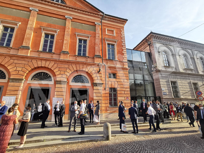 Teatro Sociale G Busca – Dialoghi d'impresa