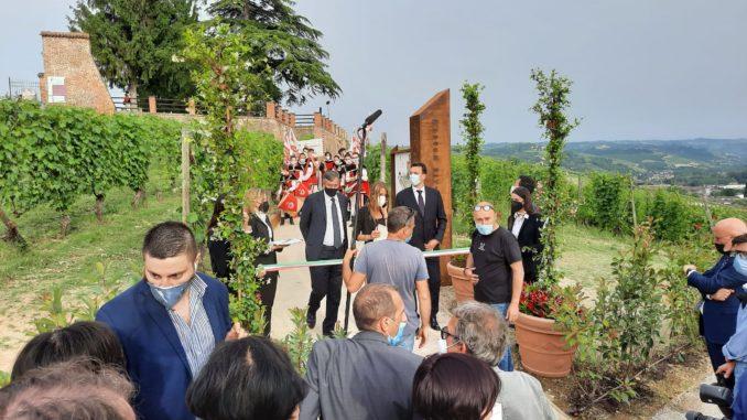 Inaugurato il Museo in Vigna, festeggiando con la musica l'anniversario del riconoscimento UNESCO alle colline di Langhe Roero e Monferrato (FOTOGALLERY e VIDEO)