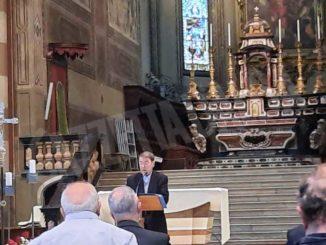 Ricordato il canonico Francesco Chiesa, grande teologo della diocesi 4