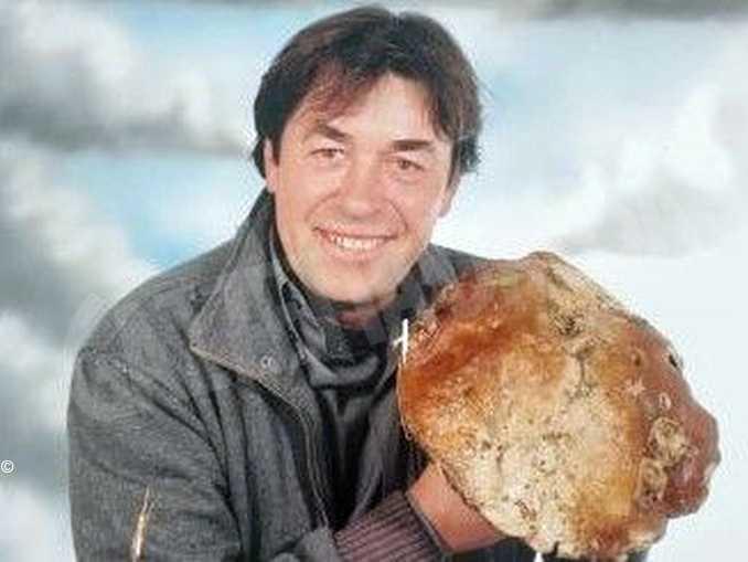 Addio ad Andrea Milanesio, decoratore e grane appassionato di funghi