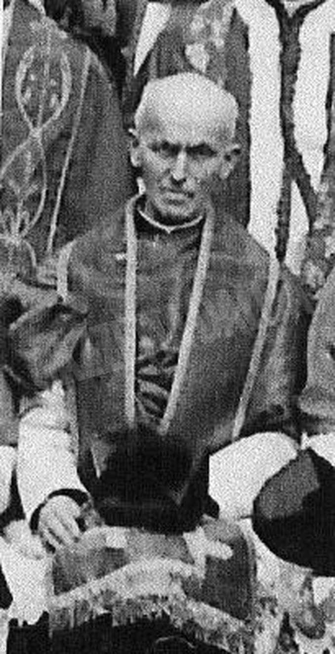 canonico Francesco Chiesa