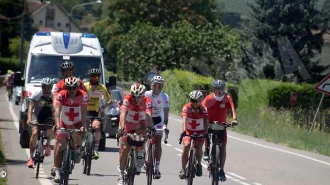 Martedì 22 il Giro d'Italia della Croce rossa parte da Alba