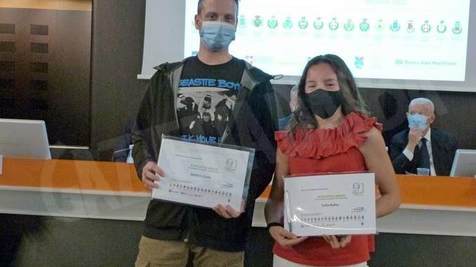 Due alunne di Dogliani premiate nel programma didattico intitolato a Piero Dardanello