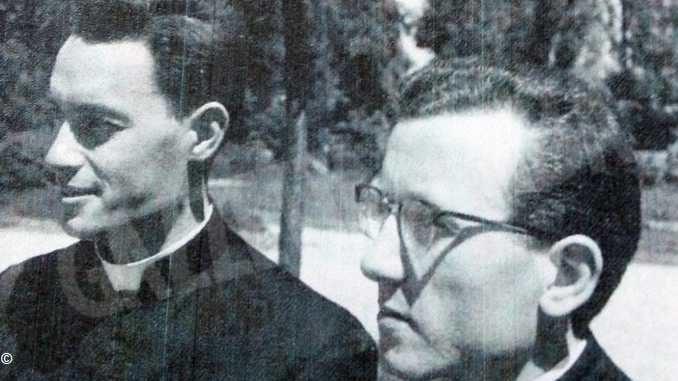 Cavallermaggiore e Bra fanno festa per i 60 anni di sacerdozio di don Gallo e don Ferrero