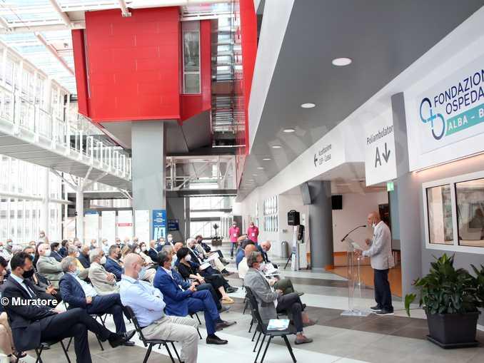 La Fondazione ospedale Alba-Bra rinnova i vertici e si trasferisce a Verduno