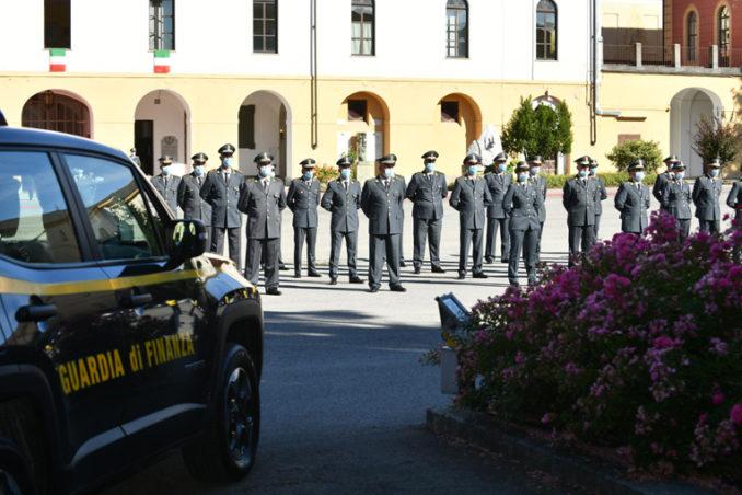 Guardia di finanza di Cuneo: celebrato il 247° anniversario di fondazione del corpo