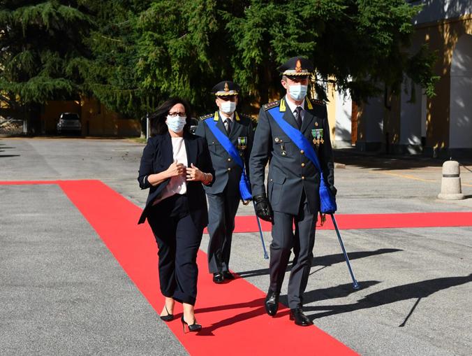 Guardia di finanza di Cuneo: celebrato il 247° anniversario di fondazione del corpo 1