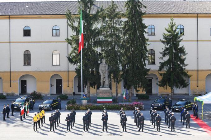 Guardia di finanza di Cuneo: celebrato il 247° anniversario di fondazione del corpo 2