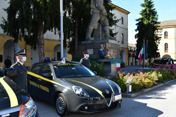 Guardia di finanza di Cuneo: celebrato il 247° anniversario di fondazione del corpo 5