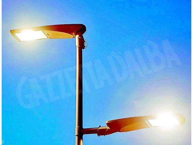 Montà: progetto da 500mila euro per l'illuminazione pubblica