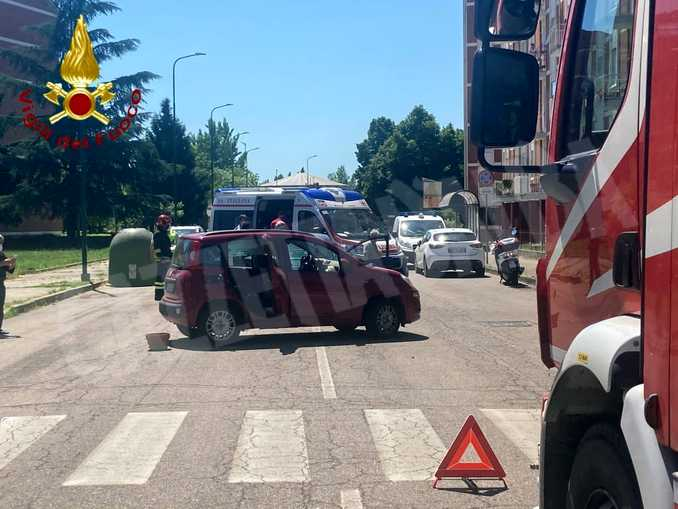incidente Asti