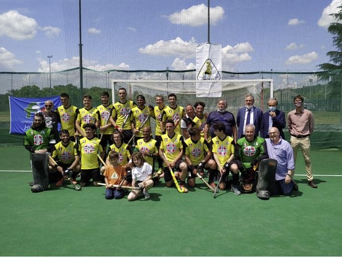 l'Hockey Club Bra campione d'Italia per la nona volta