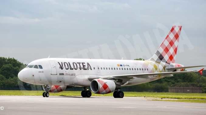 Volotea inaugura, venerdì 18 giugno, il collegamento aereo Cuneo-Olbia