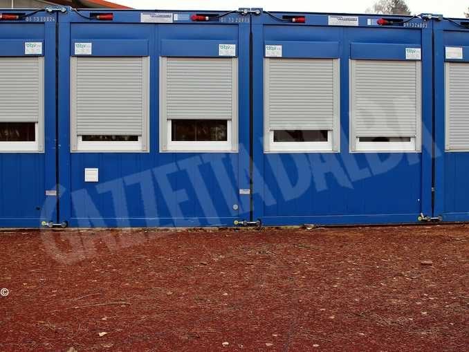 Il Consiglio comunale di Alba esamina l'acquisto di moduli abitativi per l'emergenza migranti