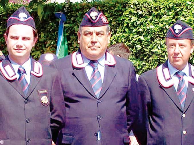 montà carabinieri in congedo