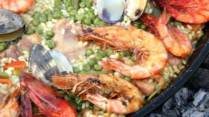 Macellai propone una serata di beneficenza con la cena a base di paella
