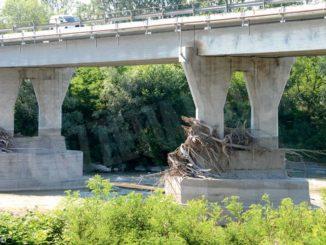 Neive: sarà consolidato il ponte sopra il Tanaro