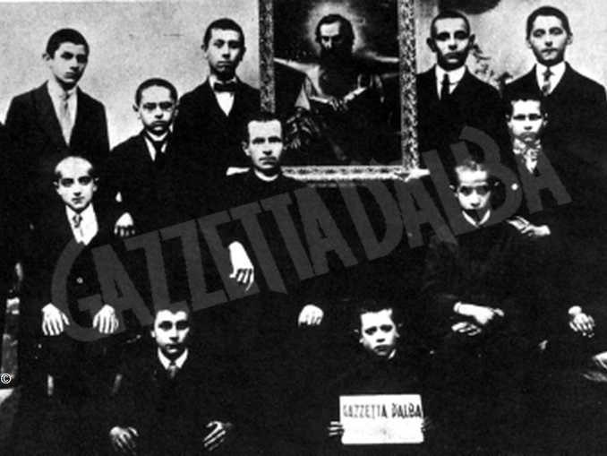 primi ragazzi Alberione 1914