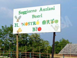 Un orto biologico per gli anziani del Soggiorno Boeri di Serravalle Langhe 1