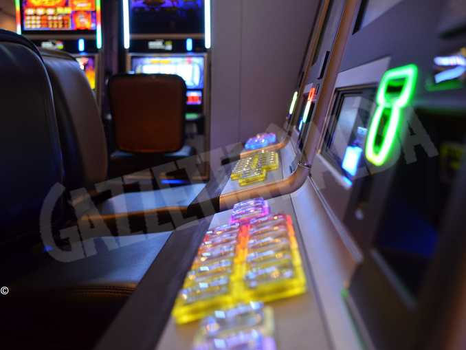slot-machine azzardo