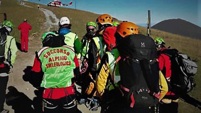 Grande spavento per un escursionista 80enne in alta Valle Gesso