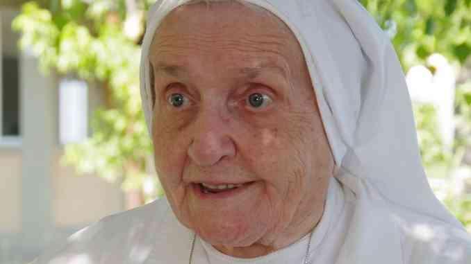 Priocca piange la scomparsa di suor Caterina Pasquero